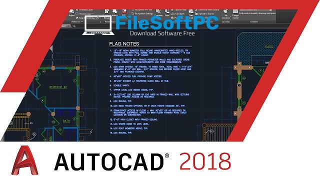 Download Autocad 2018 Full Acitve 32/64Bit Và Hướng Dẫn Cài Đặt Chi Tiết
