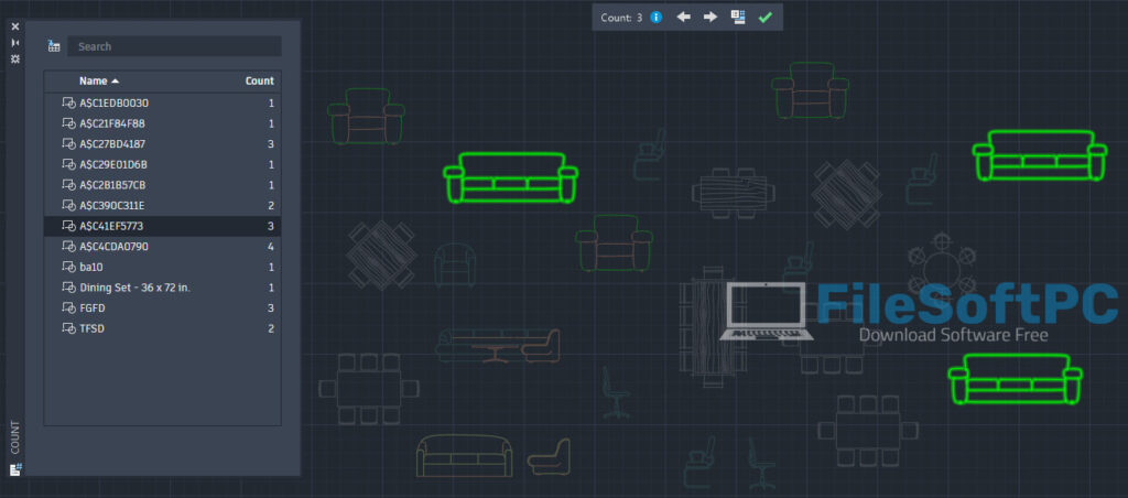 Download Autocad 2022 Free Và What's News - Count