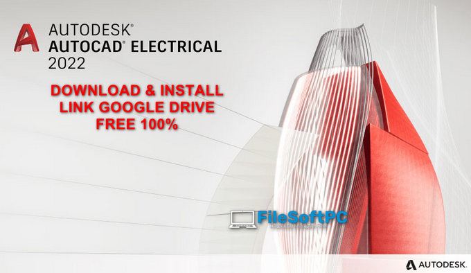 Download Autocad Electrical 2022 Full Active Free
