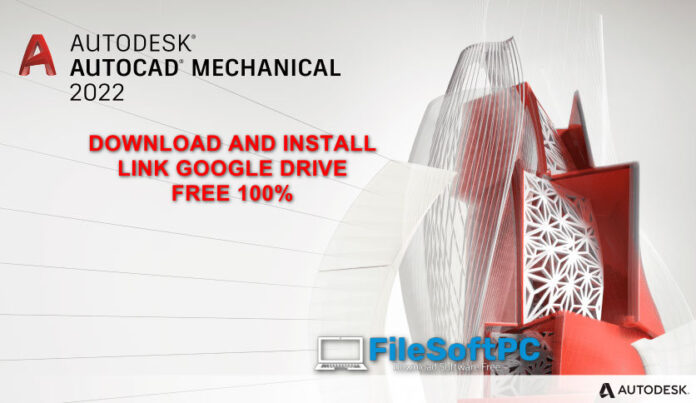 Download Autocad Mechanical 2022 Full Active For Windows