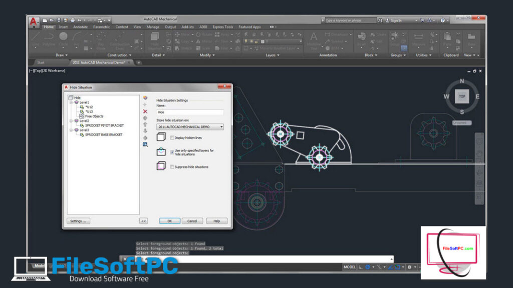 Download Autocad Mechanical 2022 Full Active Free