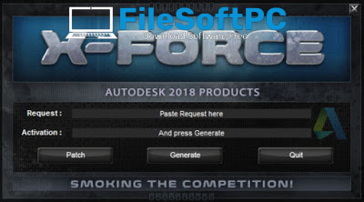 The Product Keys For All Autodesk 2018 Products
